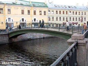 Сенной мост отремонтируют до конца 2017 года