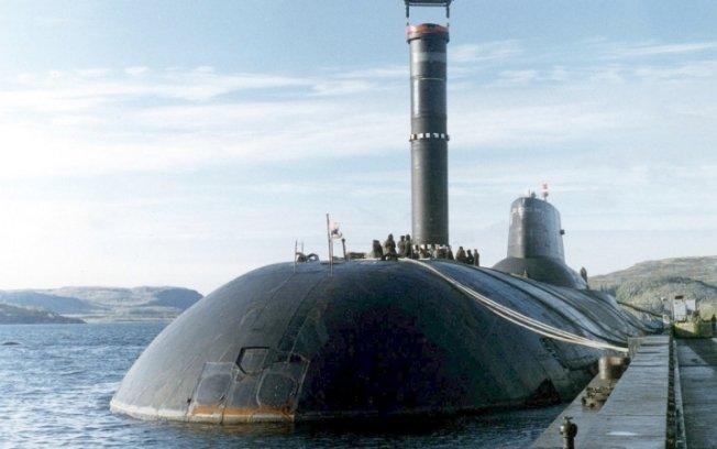 Крупнейшая атомная подлодка придет в Петербург