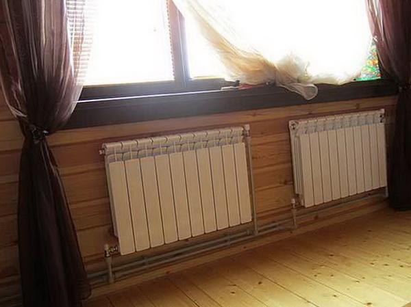 Минимум неделю батареи в домах Петербурга останутся холодными