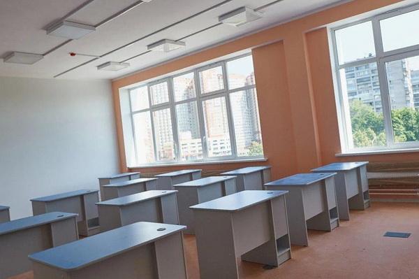 Вторая площадка школы №110 готова к приему учащихся