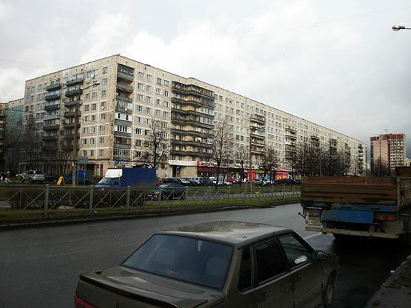 Расчлененный труп женщины нашли в Петербурге